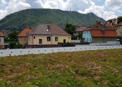 prodejna LIDL Brašov Rumunsko
